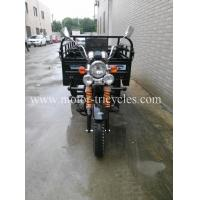 China 3 Wheel Gas Motor Scooters Commercial Tricycles 63mm X 63.5mm Bore Stroke on sale