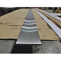 Buy cheap Construction Bars, 316 304 310s Polished Stainless Steel Flat Bar Cold Rolled from wholesalers