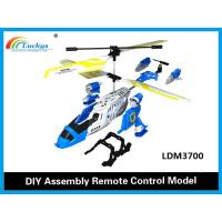 Buy cheap 3 In 1 M37 DIY Assembly RC Helicopter Model 3.5CH With Gyro,DIY rc model plane,DIY RC toys from wholesalers