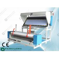 Buy cheap Tubular Knitted Fabric Cutting and Inspection Machine from wholesalers