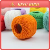 Wholesale Small ball crochet Machine Embroidery Threads for knitting sewing from china suppliers
