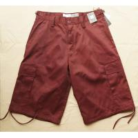 Buy cheap 1200pcs American order left off cargo shorts,Men Half summer pants excess stock,5 colors from wholesalers