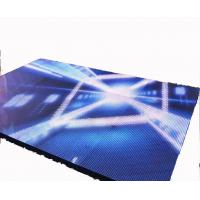 Buy cheap P3.91 High Brightness 5mm Dance Floor LED Screen for Wedding Party from wholesalers