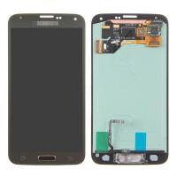 Buy cheap For OEM Samsung Galaxy S5 Complete LCD Screen Assembly- Gold - Grade A from wholesalers