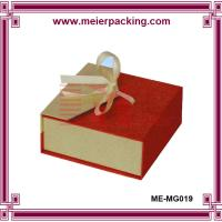Buy cheap soft touch flat packing paper box for valentine's day ME-MG019 from wholesalers