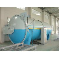 Buy cheap Automatic Laminated Vulcanizing Autoclave Industrial Φ3m , High Efficiency from wholesalers
