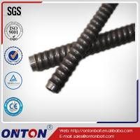 Buy cheap ONTON R51L Tunnelling And Mining Hollow Core Drill Rod from wholesalers