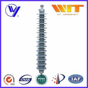 Transmission Line Composite ZnO Surge Arrester with External Series Gaps , 220KV High Voltage Manufactures
