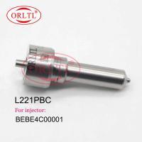 Buy cheap Jet Spray Nozzle L221PBC  Auto Spare Parts Nozzle L221 PBC L221PBD FL221 Fuel Pump Nozzle For BEBE4C00001 product
