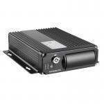 Buy cheap CCTV Recorder 4 Channel Car DVR School Bus Truck Surveillance System Russian Menu from wholesalers