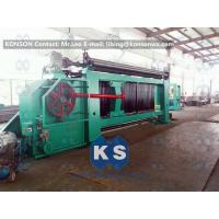 Automatic Wire Netting Galvanised Wire Mesh PVC Coated Hexagonal Wire Netting Machine Manufactures