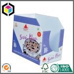 Buy cheap China Manufacturer Custom Color Printing Corrugated Cardboard Display Bin Box from wholesalers