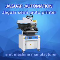 Buy cheap Semi Automatic SMT Stencil Printer/ PCB Screen Printing Machine for PCB soldering from wholesalers