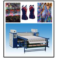 Buy cheap Roller To Roller Textile Calender Machine Heat Press Machine For Transfer Printing from wholesalers