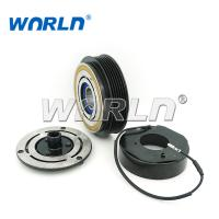 Buy cheap SUCCE 1.5L AC Compressor Clutch , Car Aircon Magnetic Clutch Nissan 6PK 12V from wholesalers