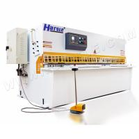Buy cheap QC12K-6×2500 guillotine shearing machine with E21S, best sheet metal shears for sale from wholesalers