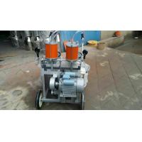 Buy cheap Corrosion Resistance Single Cow Milking Machine 1 Year Warranty 220V from wholesalers