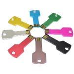 Buy cheap Mini Key Shape USB Flash Drive  32gb  64gb  , Engraved Personalised Usb Keyring from wholesalers