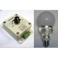 Buy cheap E27 7W Dimmable LED Bulb light from wholesalers