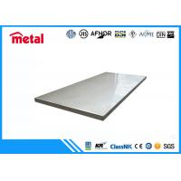 China Hot Rolled BA 6mm Super Duplex Stainless Steel Plate UNS31803 F51 Cracking Resistance on sale
