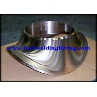 Buy cheap Carbon Steel Saddle Previously / Sweepolet Flexibility SS Stub End Polishing from wholesalers