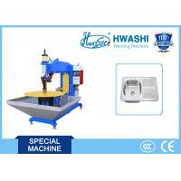 Buy cheap HWASHI WL-MF-100K Manual Kitchen Sink Seam Welding Machine product