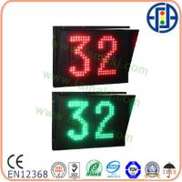 Buy cheap 800*600 Bi-color Two-digit Dot-matrix Countdowm Timer with Nine Outputs from wholesalers