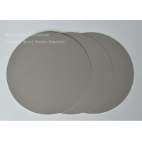 Buy cheap Water Treatment Industry Odor Sterilization And Ozone Aeration Sintered Porous Metal Diffusion Disc,Tube from wholesalers