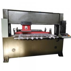 Cutting Machine Hydraulic Travelling Head Cutting Machine for sand paper, foam. slipper etc Manufactures