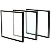 Buy cheap Double Glazed Low E Glass Curve Shape Thermal Performance Fit Door / Window from wholesalers