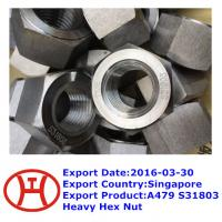Buy cheap A479 S31803 Heavy Hex Nut from wholesalers