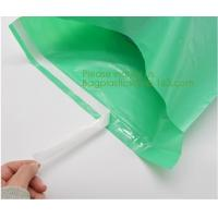 Buy cheap 22'' x 16'' biodegradable Poly Mailing Self Seal Shipping Envelope Bag,custom printed compostable biodegradable eco frie from wholesalers