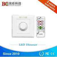 Buy cheap zhuhai bincolor ir remote control dc 12volt 24volt 48volt 6A led dimmer switch from wholesalers