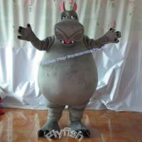 Buy cheap famouse movie madagascar hippo gloria mascot costume from wholesalers