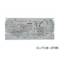 Buy cheap White Solder Mask Remote Control Pcb Board 2 Layers For Automotive Intelligent product