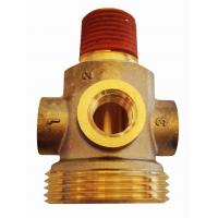 Buy cheap Brass valve body/ Ball valve/OEM and CNC precision brass valve fitting/Hydraulic hose fitting/Garden Hose Fitting from wholesalers