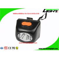 Buy cheap Cordless Led Mining Cap Lights Head Lamp 1W With High Low Beam Lighting Mode from wholesalers