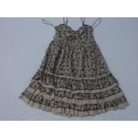 Buy cheap Shoulder-Straps Womens Sexy Dress , Silk Cotton Printing from wholesalers