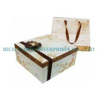 Buy cheap Dressing Boxes,Paper Dressing case product