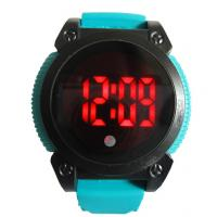 China Sports Cool Led Touch Screen Watch Waterproof Vibration Alarm Watch on sale