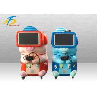 Wholesale Blue And Red VR Game Machine With 10 PCS Games Supported Coin System from china suppliers