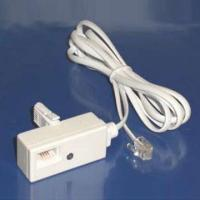 Buy cheap Telephone Cord, Line Cord with NZ Connector to US Plug and Telephone Adapter, Telepermit from wholesalers