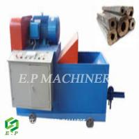 Buy cheap High Efficiency Charcoal Briquette Machine To Press Sawdust from wholesalers