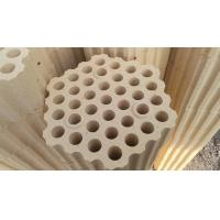 Wholesale Customrized Size Silica Refractory Bricks Checker 96% Above for Hot Air Furnace from china suppliers