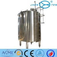 Buy cheap factory supply customized stainless steel storage tank from wholesalers