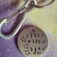 Buy cheap Medal Promotional Trolley Coin Keyring , Metal Supermarket Trolley Tokens from wholesalers
