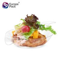 Buy cheap Wholesale cheap cute dinner transparent restaurant plates with handle from wholesalers
