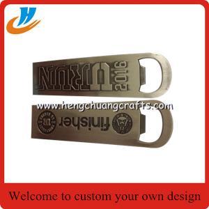 Factory price custom bottle opener,engrave beer bottle opener for promotion Manufactures
