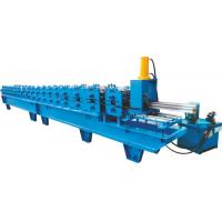 Buy cheap Polyurethane Foam Filled Rolling Shutter Roll Forming Machine For Making Door & Window Slats from wholesalers