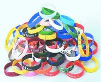 Buy cheap RUBBER WRIST BAND from wholesalers